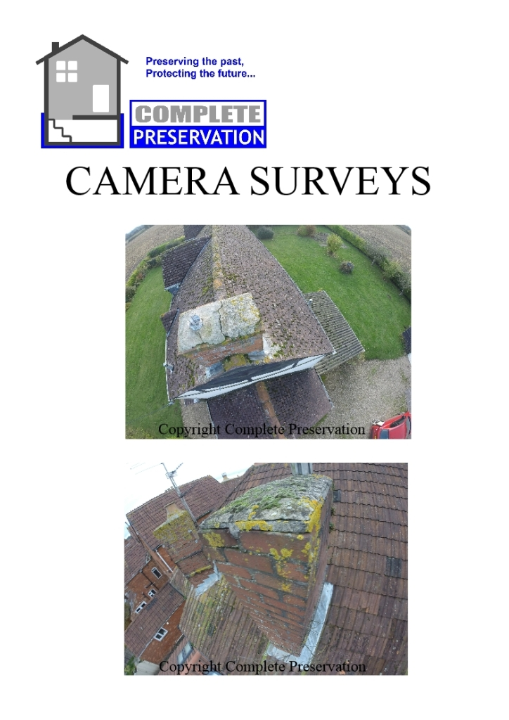 CAMERA SURVEYS OF CHIMNEYS