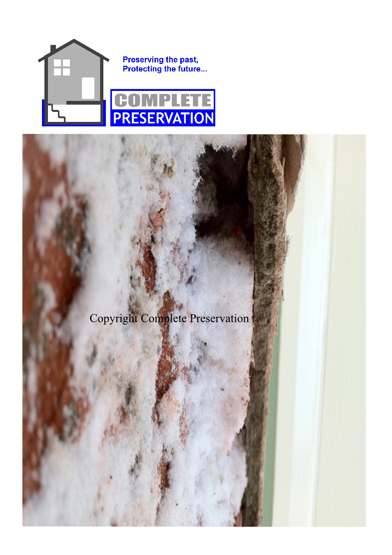 how to fix rising damp in old houses