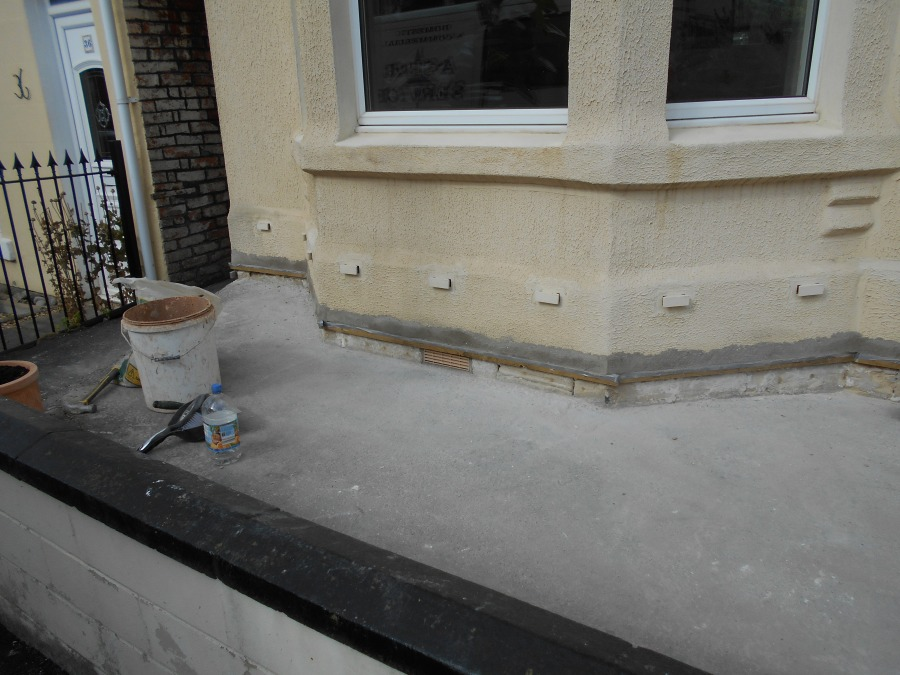 holland damp proofing